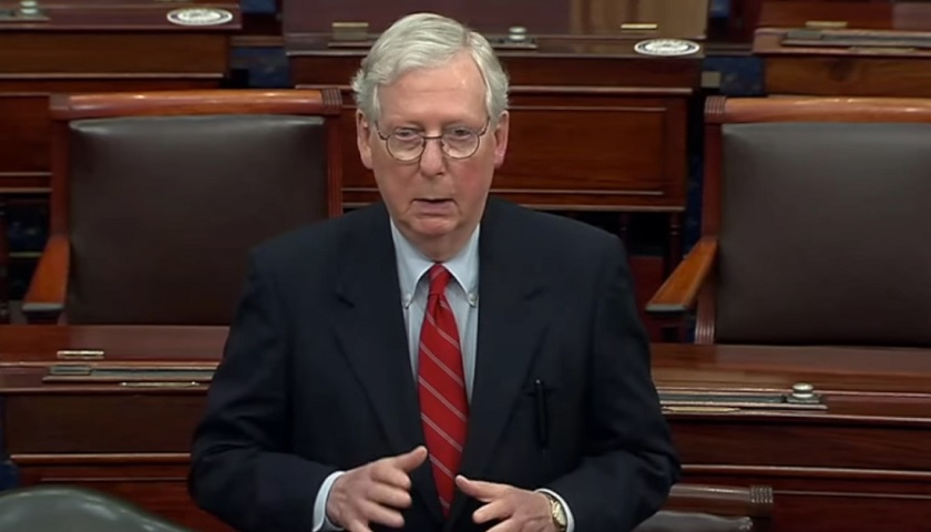 Mitch McConnell relief bill